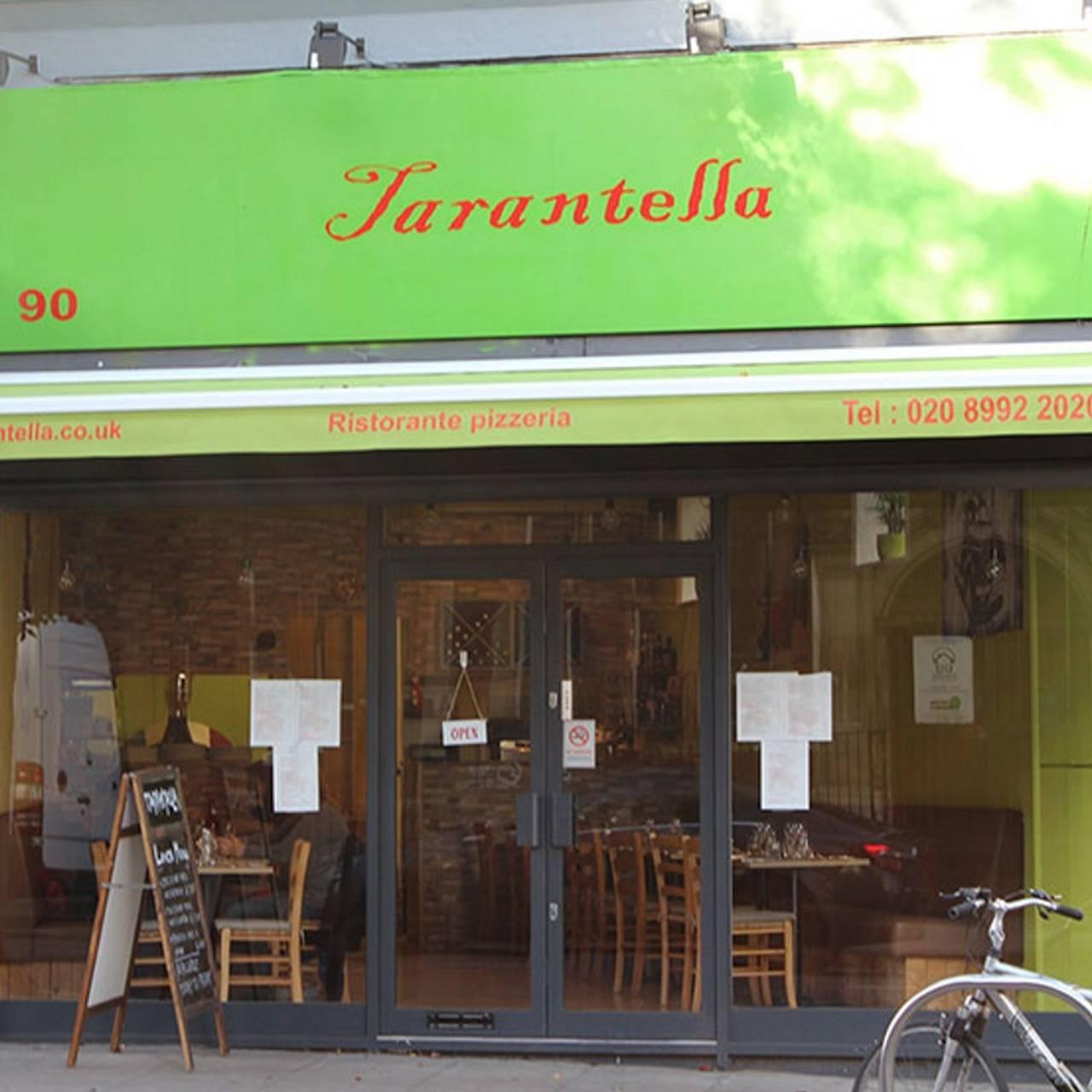 Permanently Closed Tarantella In Acton London Opentable