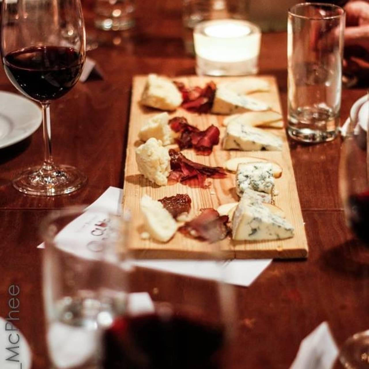 Vivat bacchus wine list