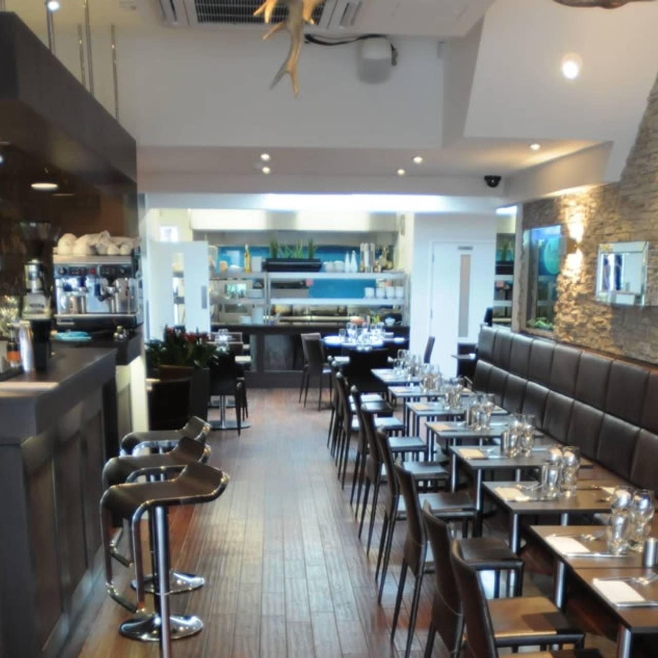 Aqua - Croydon Restaurant - Croydon, Greater London   OpenTable