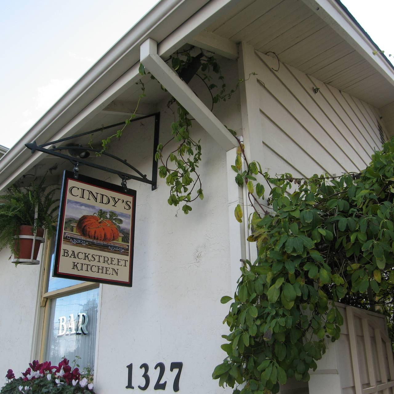 cindys backstreet kitchen restaurant st helena ca opentable - Cindys Backstreet Kitchen