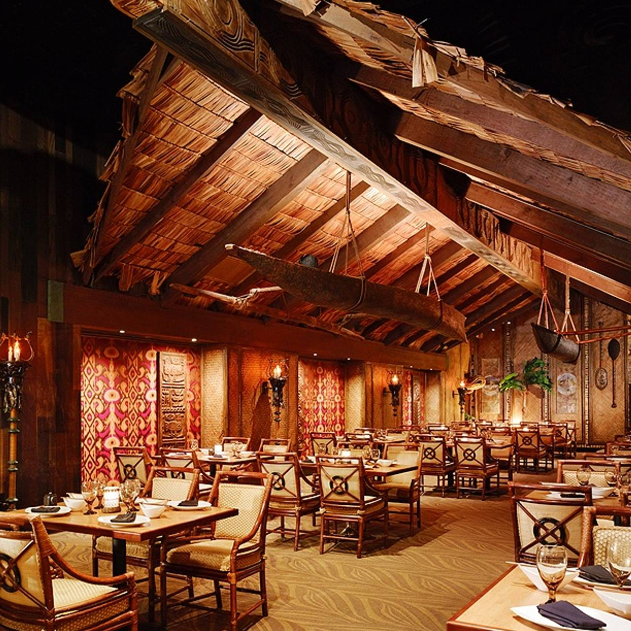 Tonga Room Hurricane Bar Fairmont San Francisco