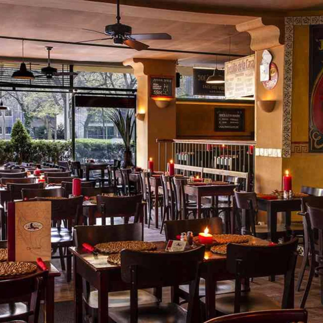 Joe Pena\'s Cantina y Bar - Frankfurt Restaurant - Frankfurt am Main ...