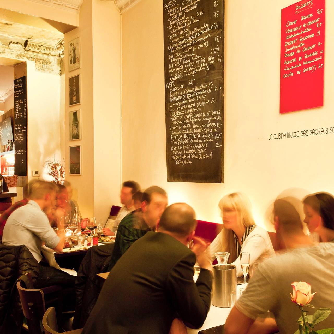 neuer Stil von 2019 gutes Angebot super günstig im vergleich zu Brasserie La bonne franquette Restaurant - Berlin,   OpenTable