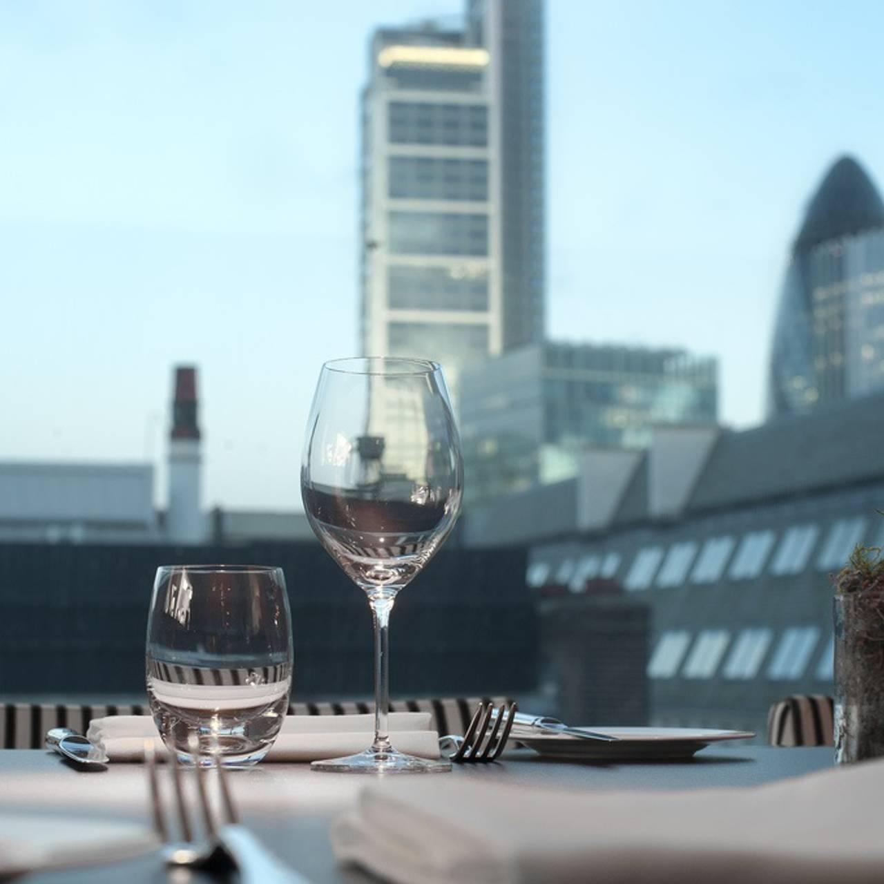Angler Restaurant - London,   OpenTable