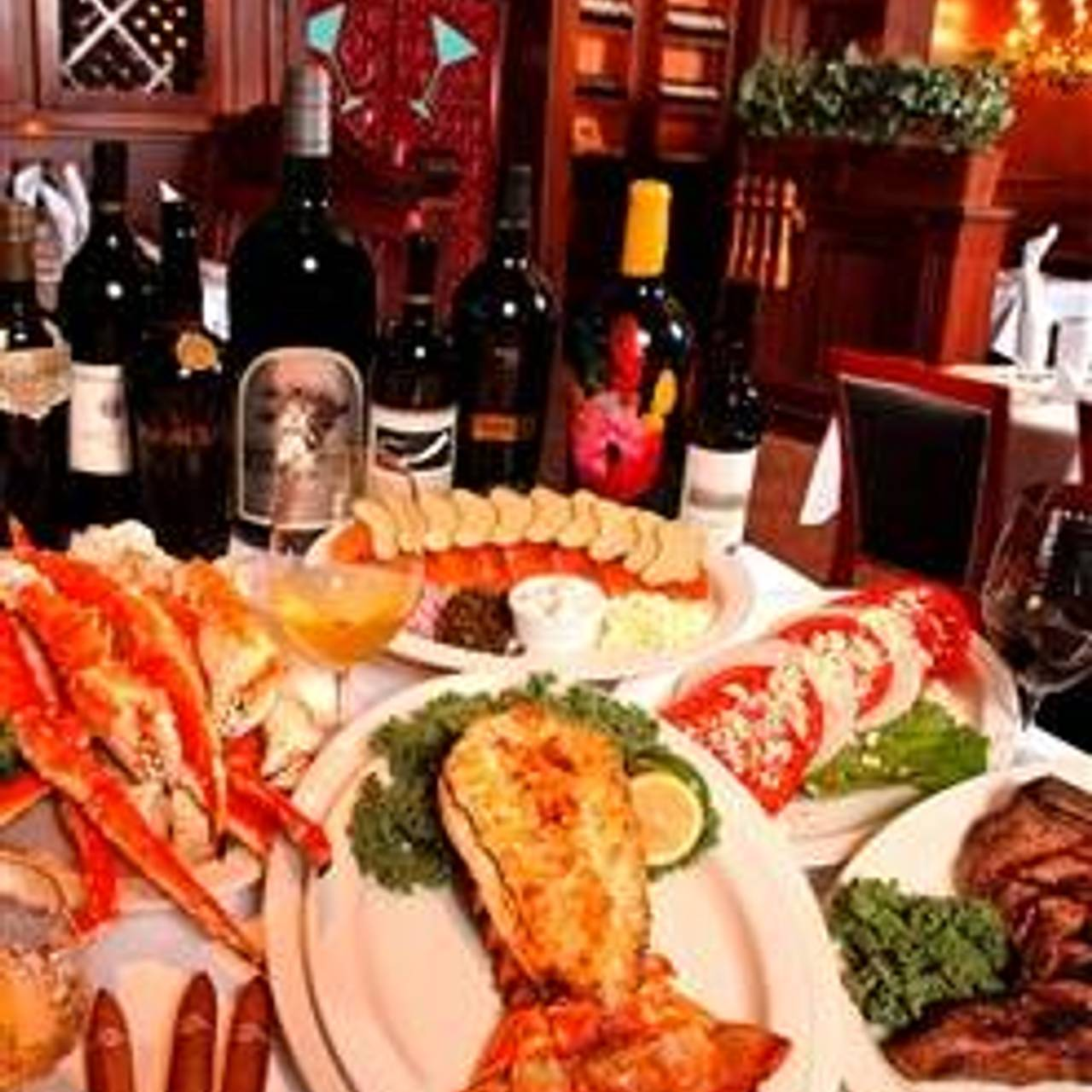 Charley S Steak House And Seafood Grille Kissimmee Fl