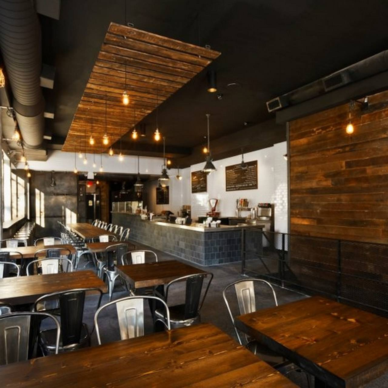 Mighty Quinn S Barbeque Restaurant New York Ny Opentable