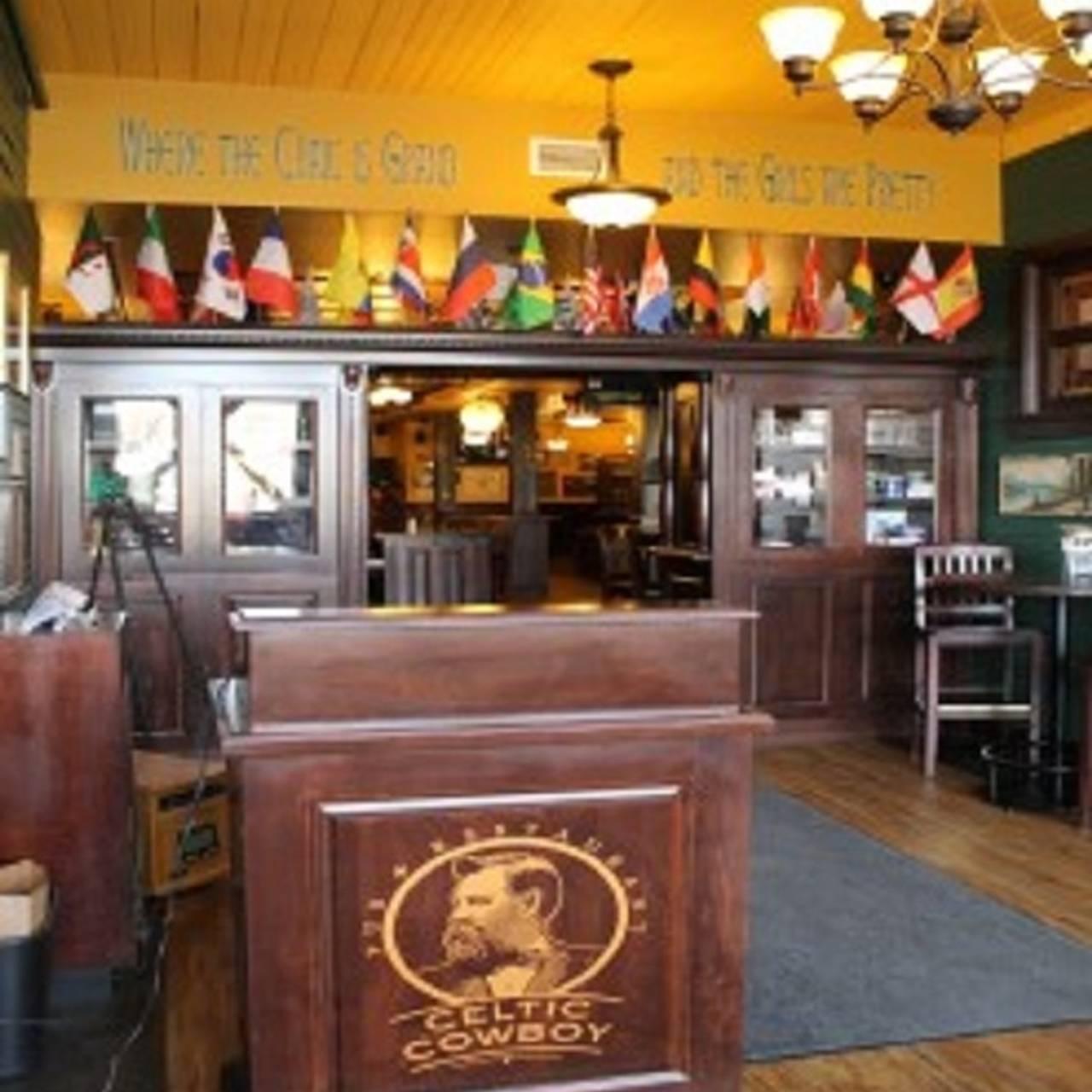 The Celtic Cowboy Pub And Restaurant Great Falls Mt