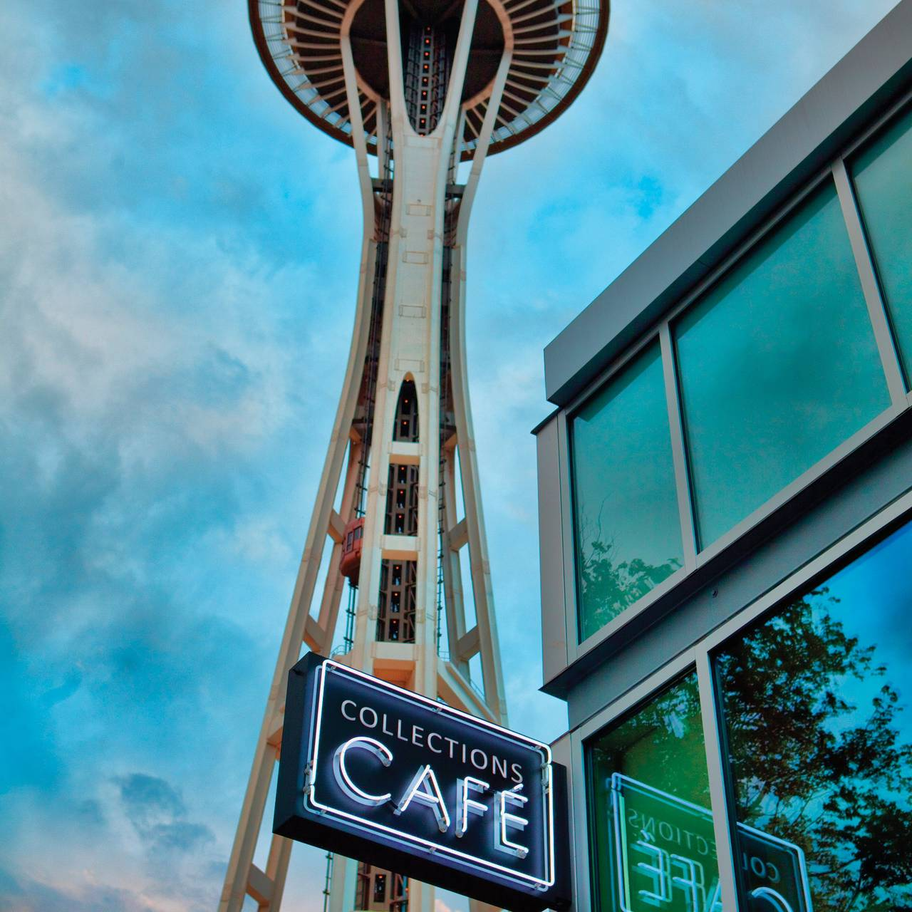 Collections Cafe Restaurant - Seattle, WA | OpenTable