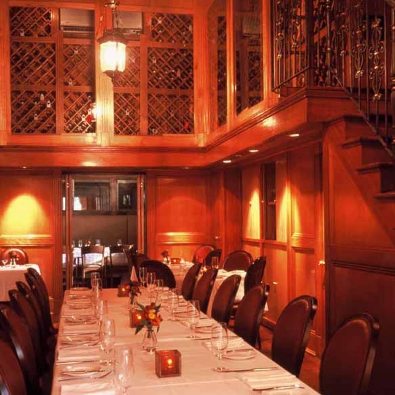 Restaurant August New Orleans La