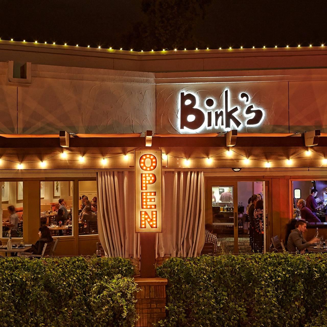 Bink\'s Kitchen + Bar Scottsdale Restaurant - Scottsdale, AZ | OpenTable