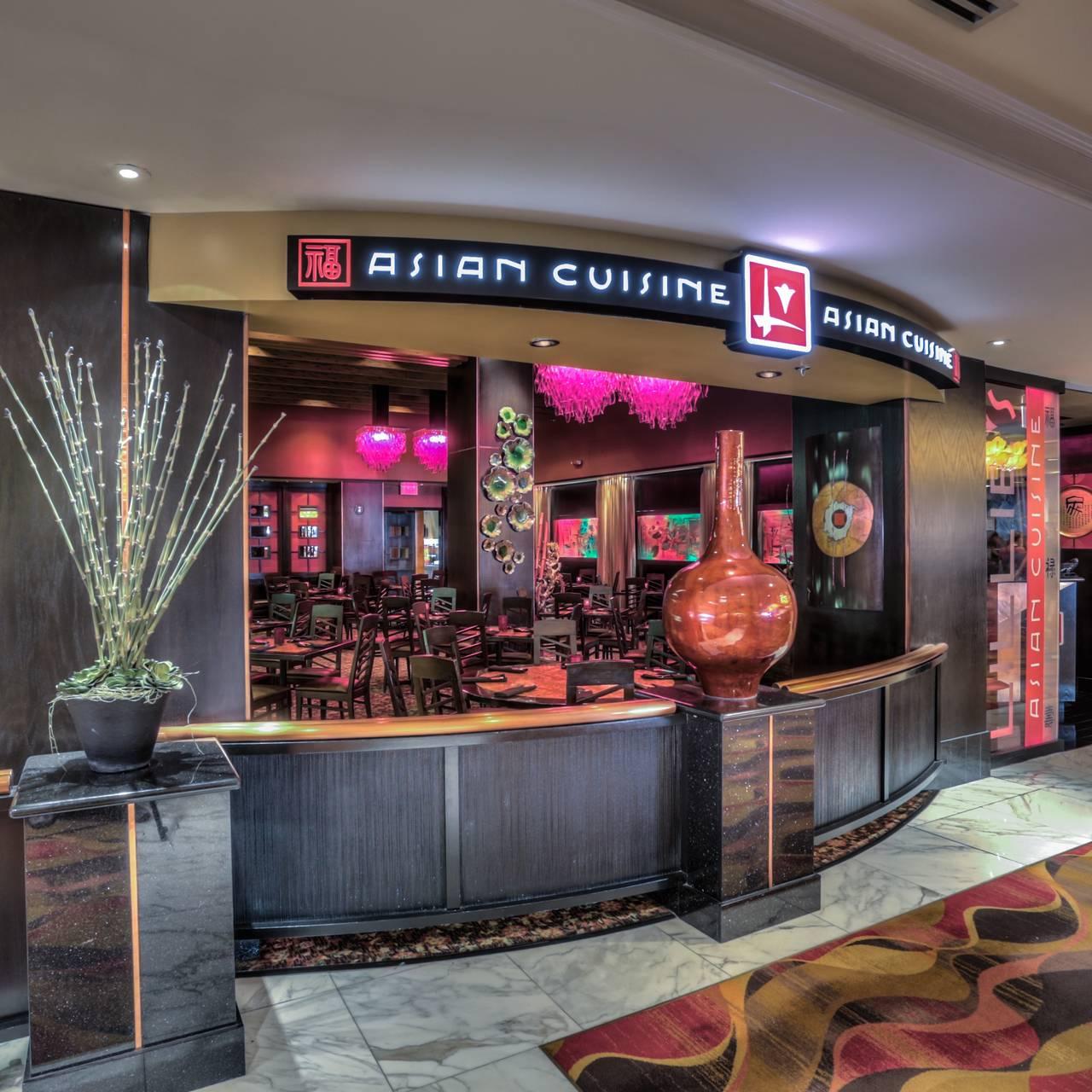 Lillie S Asian Cuisine Las Vegas Restaurant Las Vegas