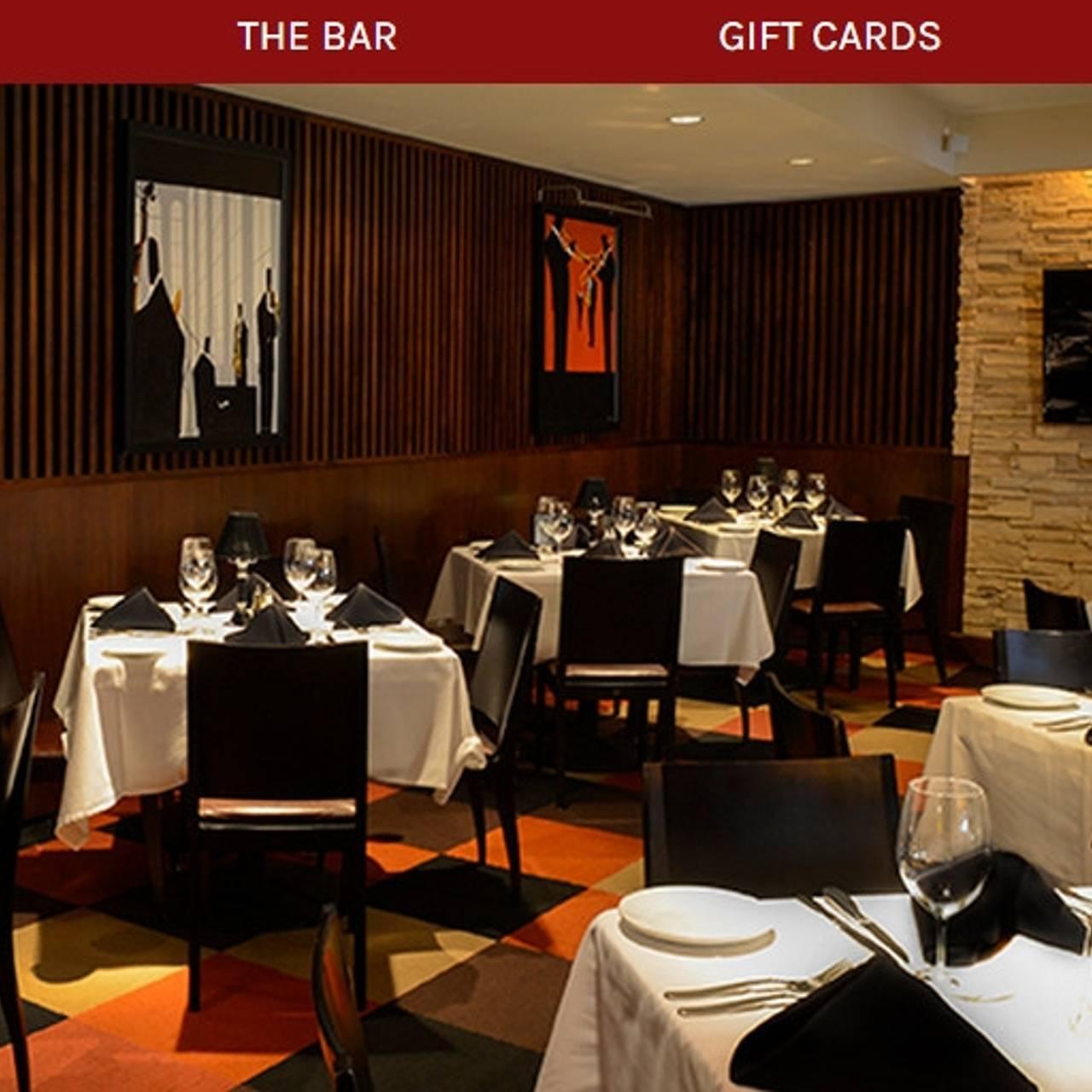 Mitchell S Steakhouse Columbus Downtown Restaurant