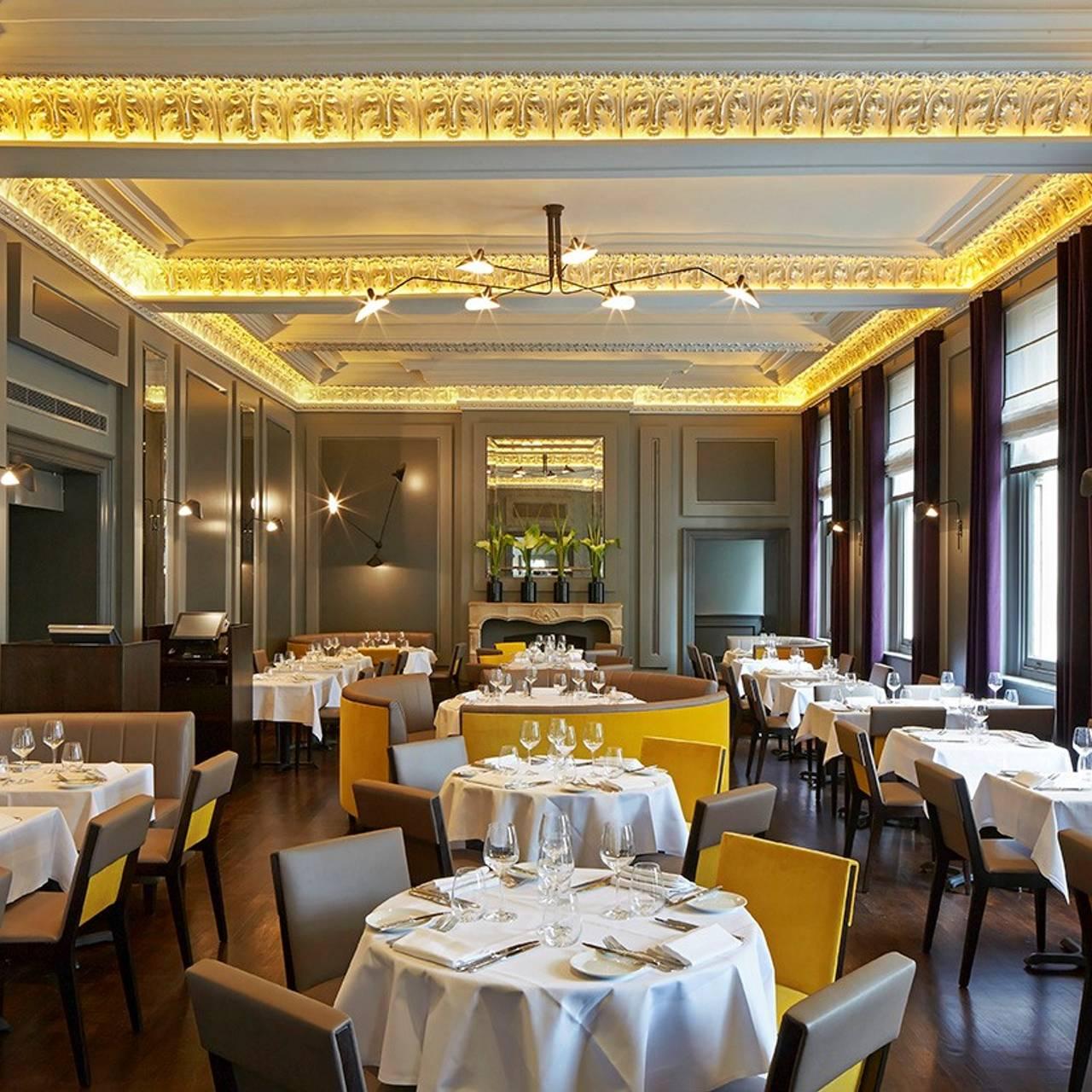 Christopher\'s Restaurant - London, | OpenTable