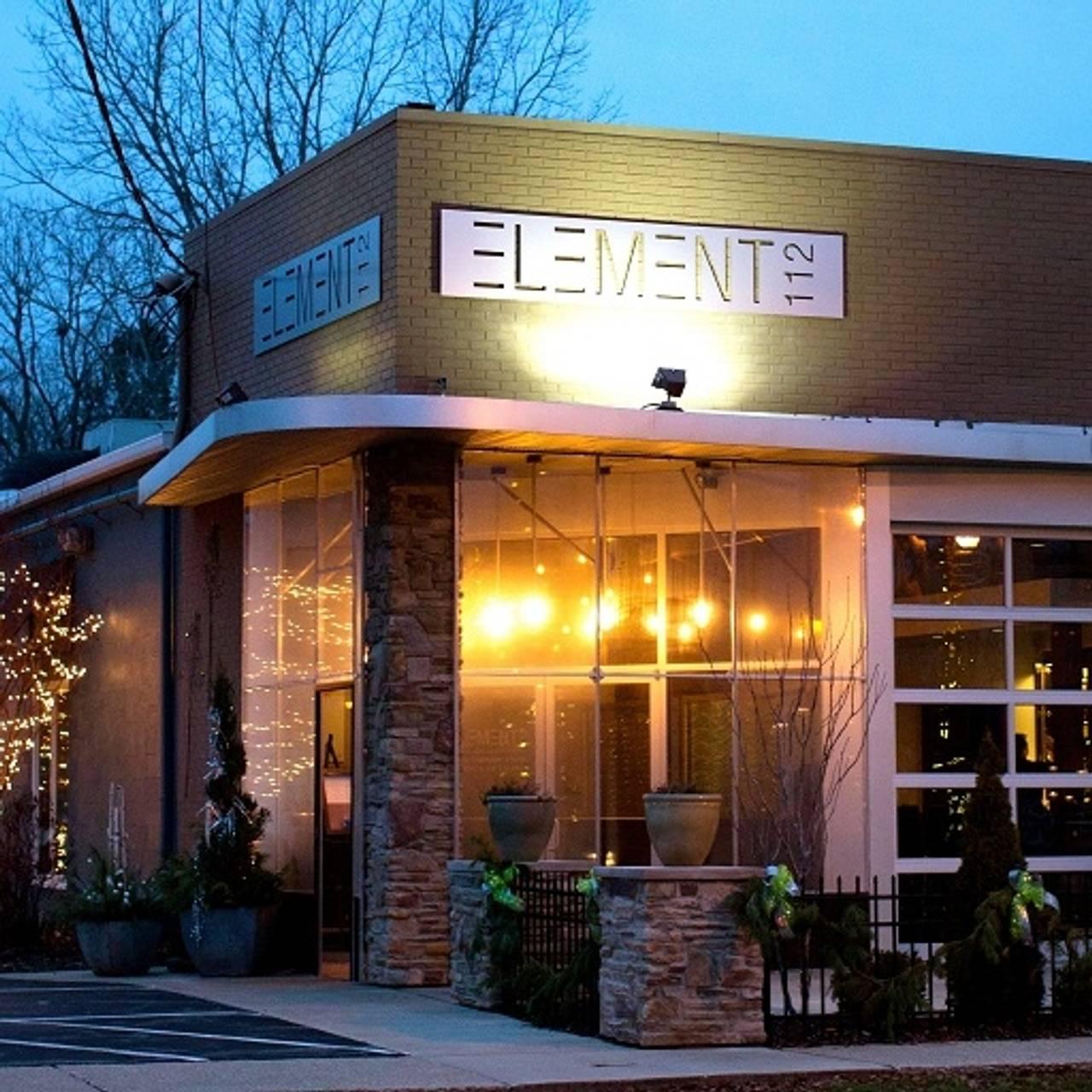 element 112 restaurant sylvania oh opentable