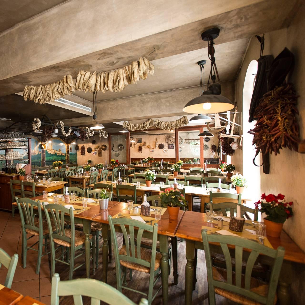 La Vecchia Masseria Restaurant Munchen By Opentable