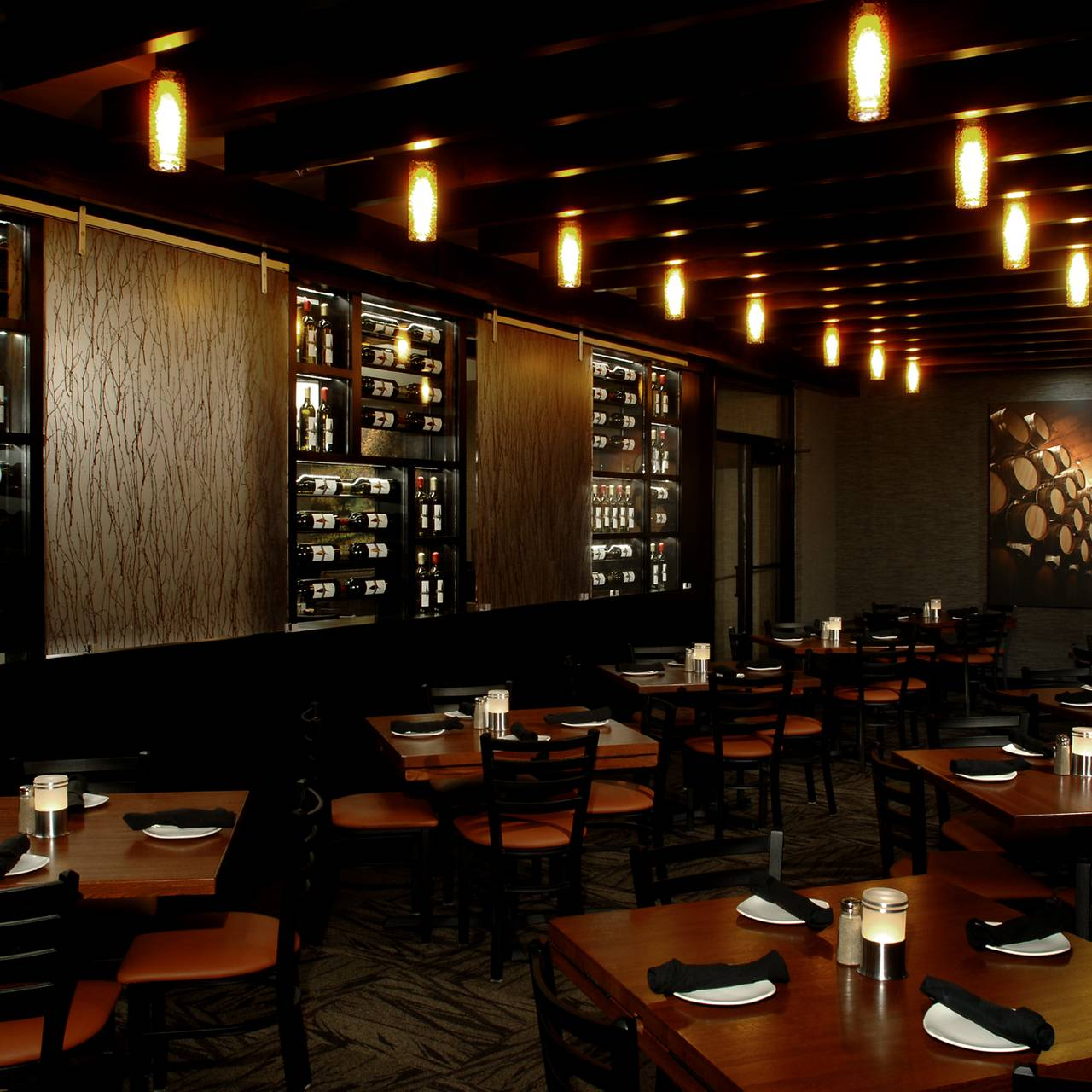 Cooper S Hawk Winery Restaurant Waterford Lakes Orlando Fl Opentable