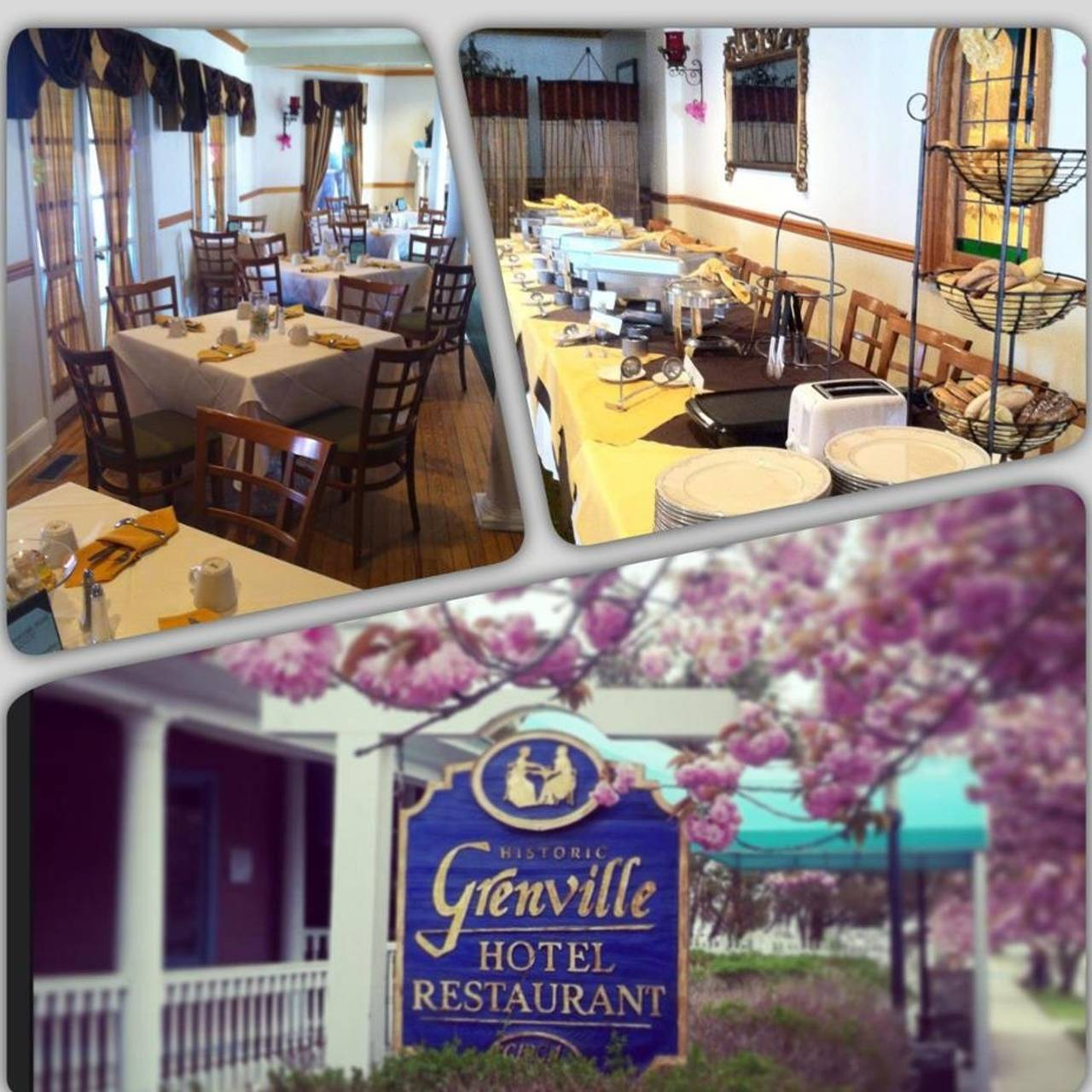 The Grenville Restaurant Hotel Bay Head Nj Opentable