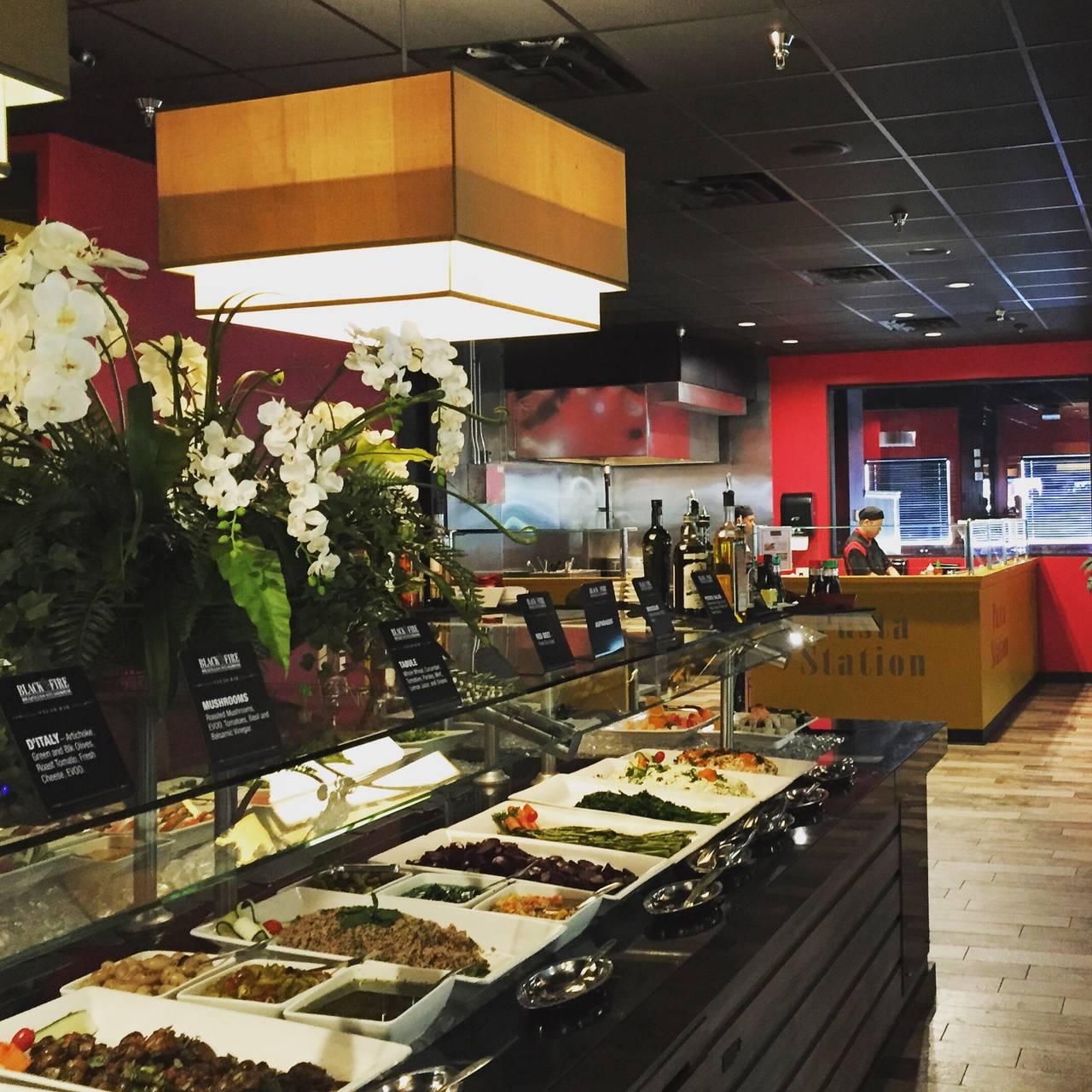 Black Fire Brazilian Steakhouse Restaurant Orlando Fl