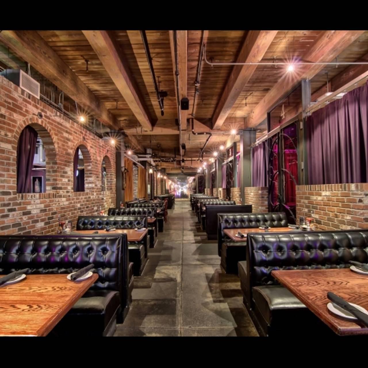 Jazmoz Bourbon Street Cafe Okc Bricktown Oklahoma City Ok