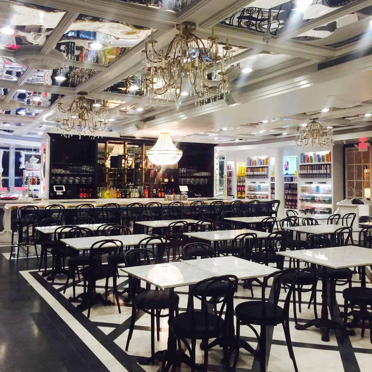Sugar Factory American Brasserie - Miami Restaurant - Miami Beach