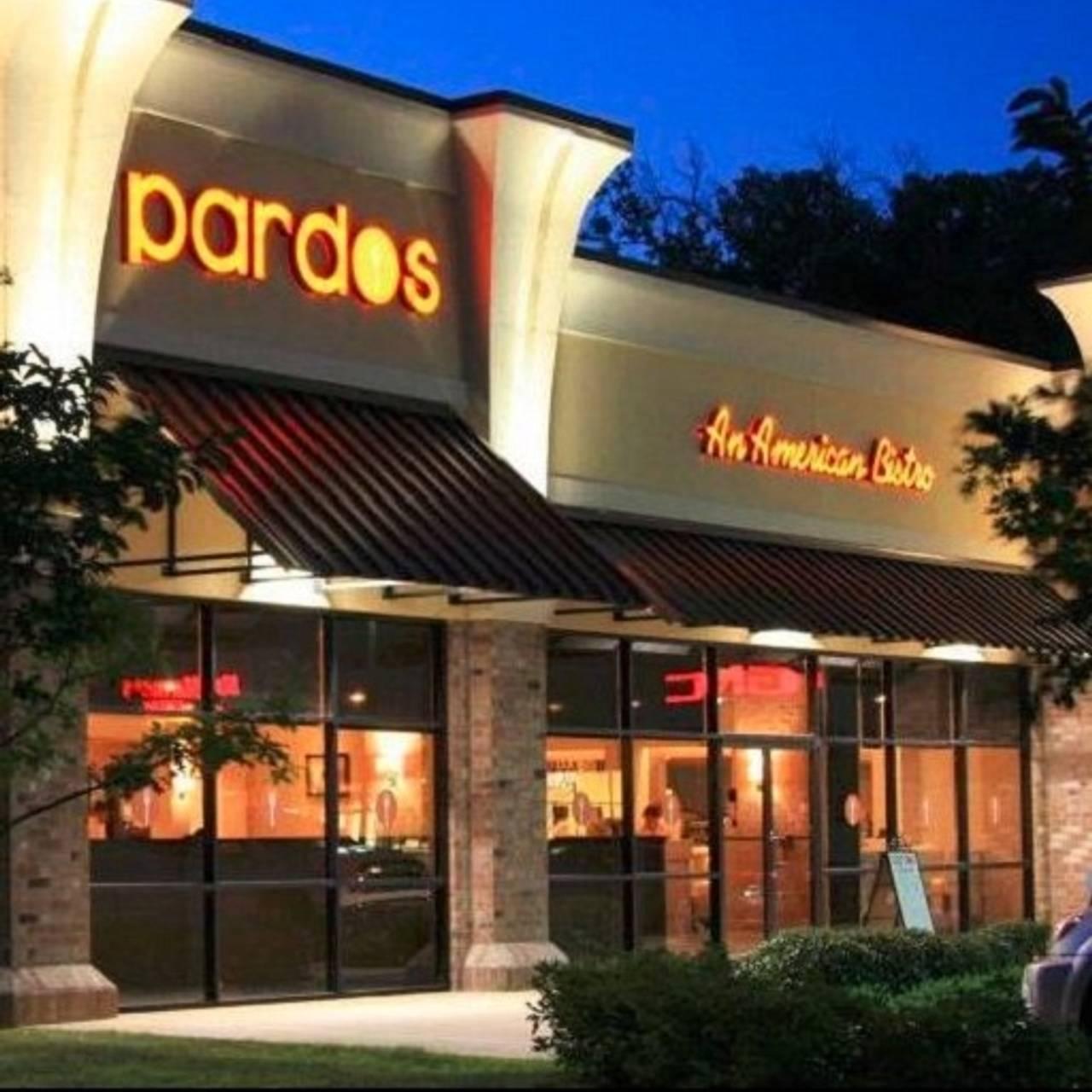 Pardos Restaurant Covington La Opentable