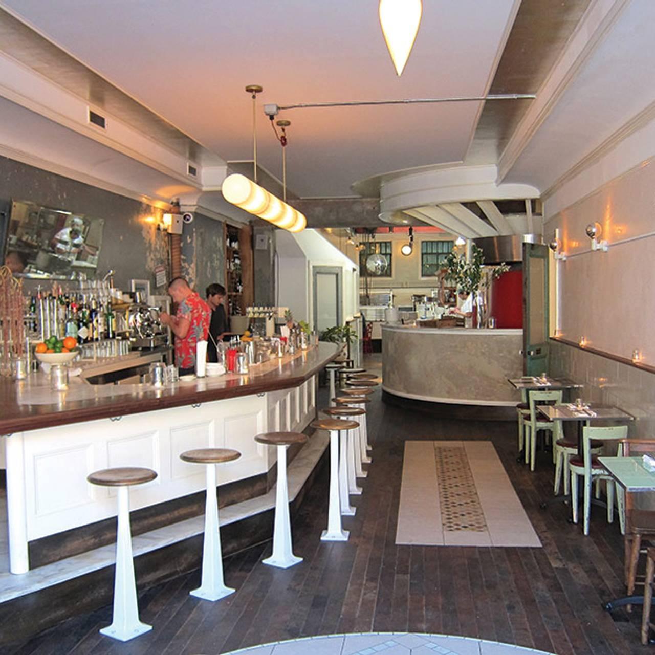 21 Greenpoint Restaurant Brooklyn Ny Opentable
