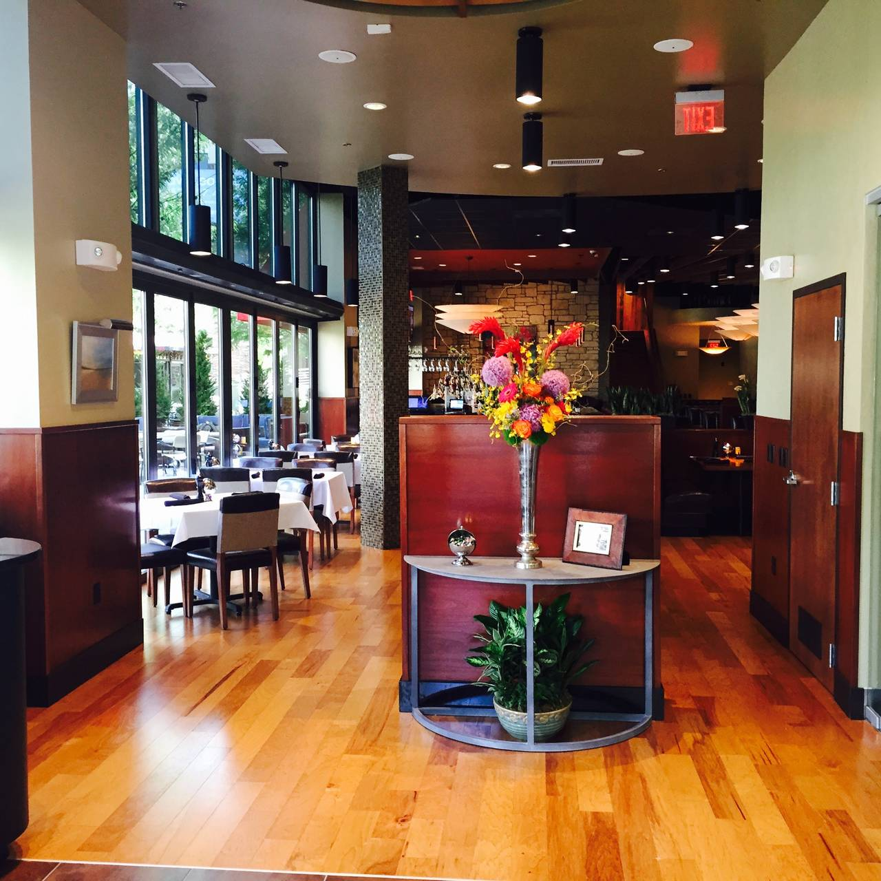 The Grille At Park Place Restaurant Leawood Ks Opentable