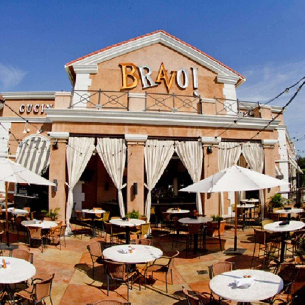 Bravo Cucina Italiana Orlando Dellagio Fl