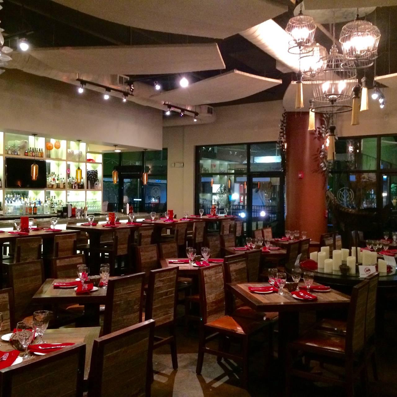 BUA Thai & Sushi Restaurant - Atlanta, GA   OpenTable