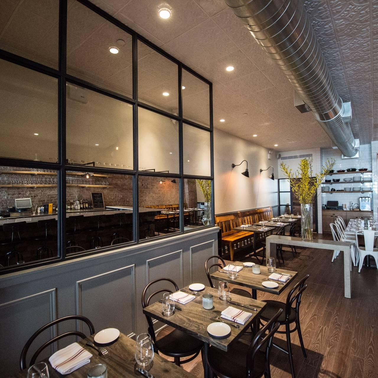 Racines Ny Restaurant New York Ny Opentable