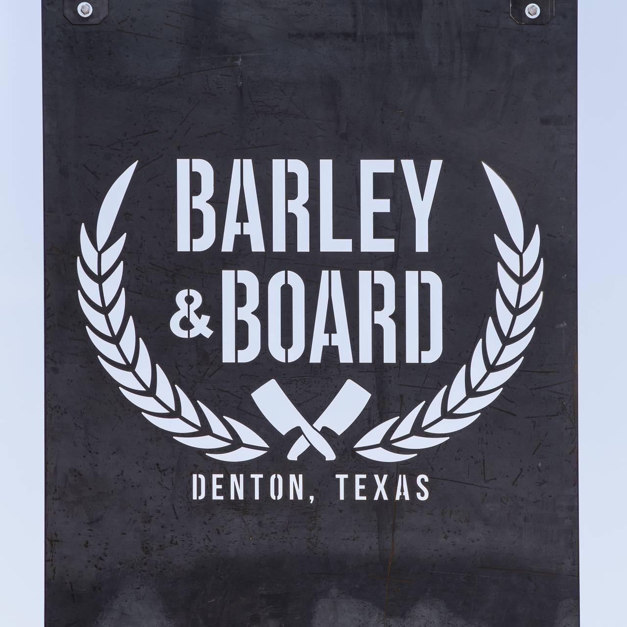Barley Board Restaurant Denton Tx Opentable