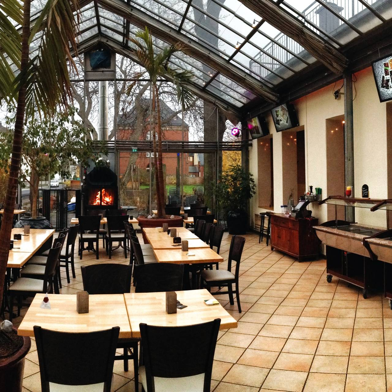Fosters Garden Restaurant Kassel He Opentable