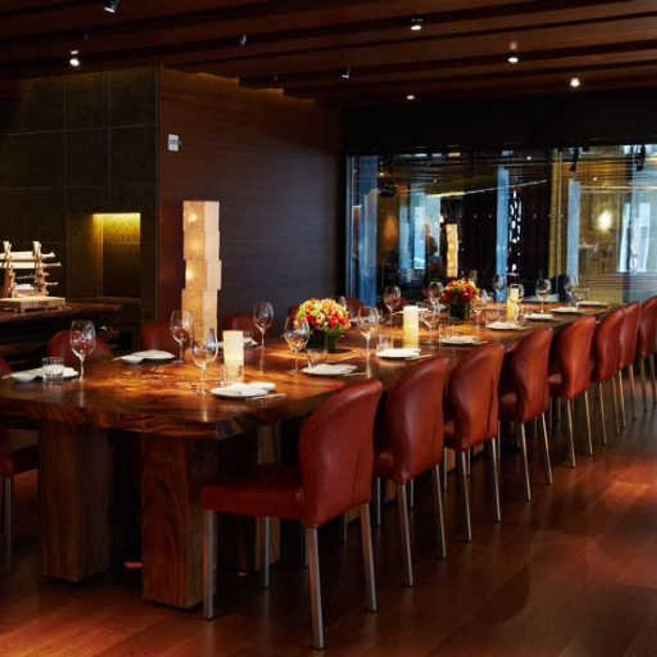 Zuma Japanese Restaurant Ny New York Ny Opentable