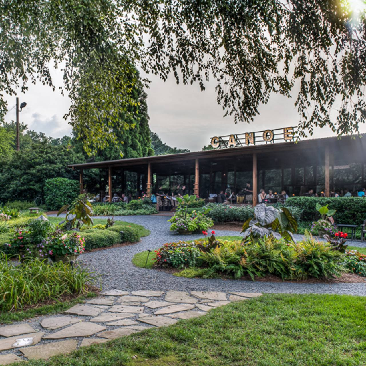 Tremendous Canoe Restaurant Atlanta Ga Opentable Download Free Architecture Designs Scobabritishbridgeorg