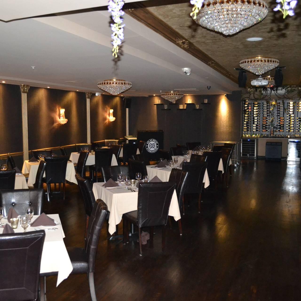 Atlas Steakhouse Restaurant Brooklyn Ny Opentable