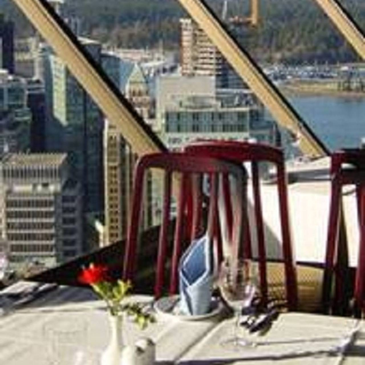 top of vancouver revolving restaurant vancouver bc opentable
