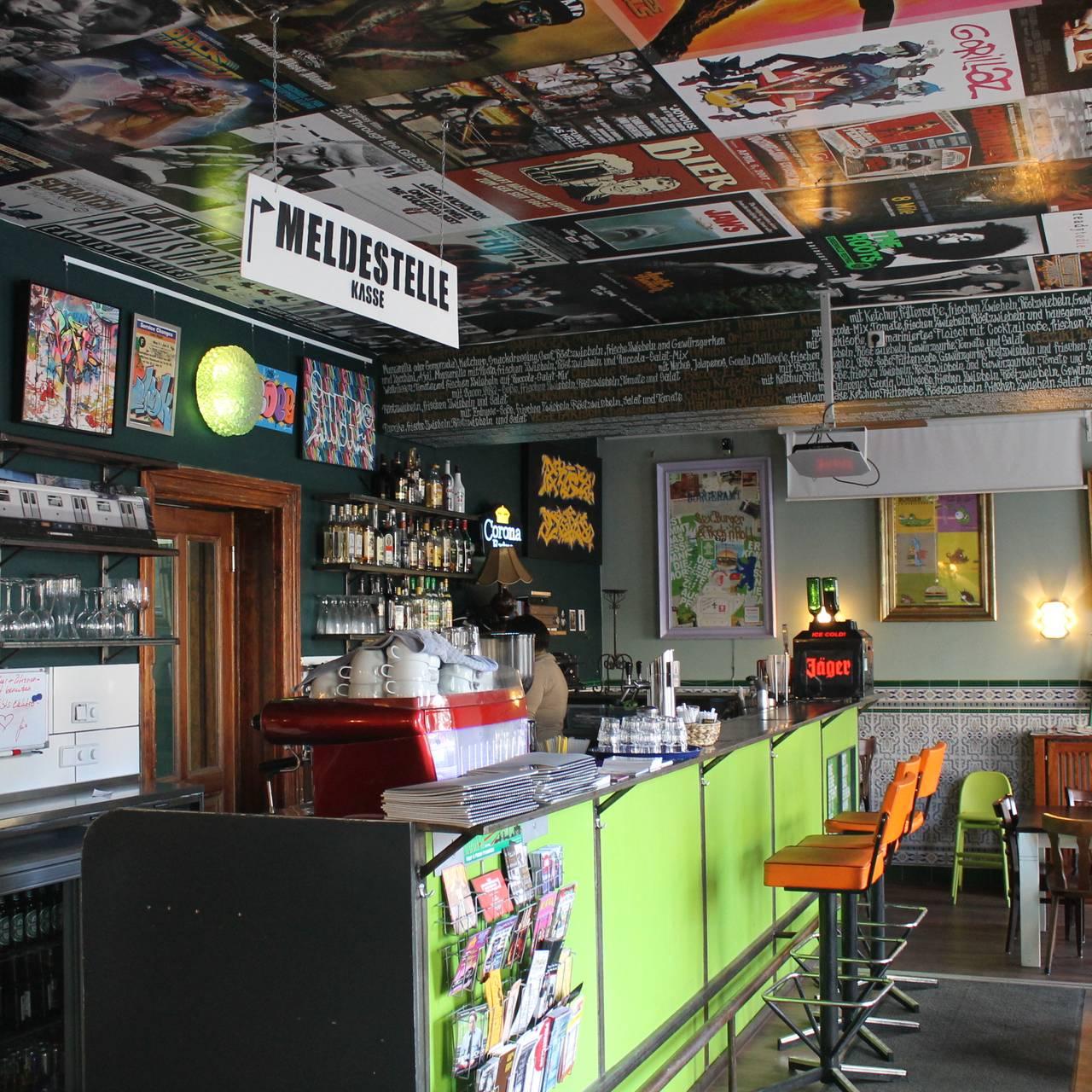 BURGERAMT Restaurant - Berlin, | OpenTable
