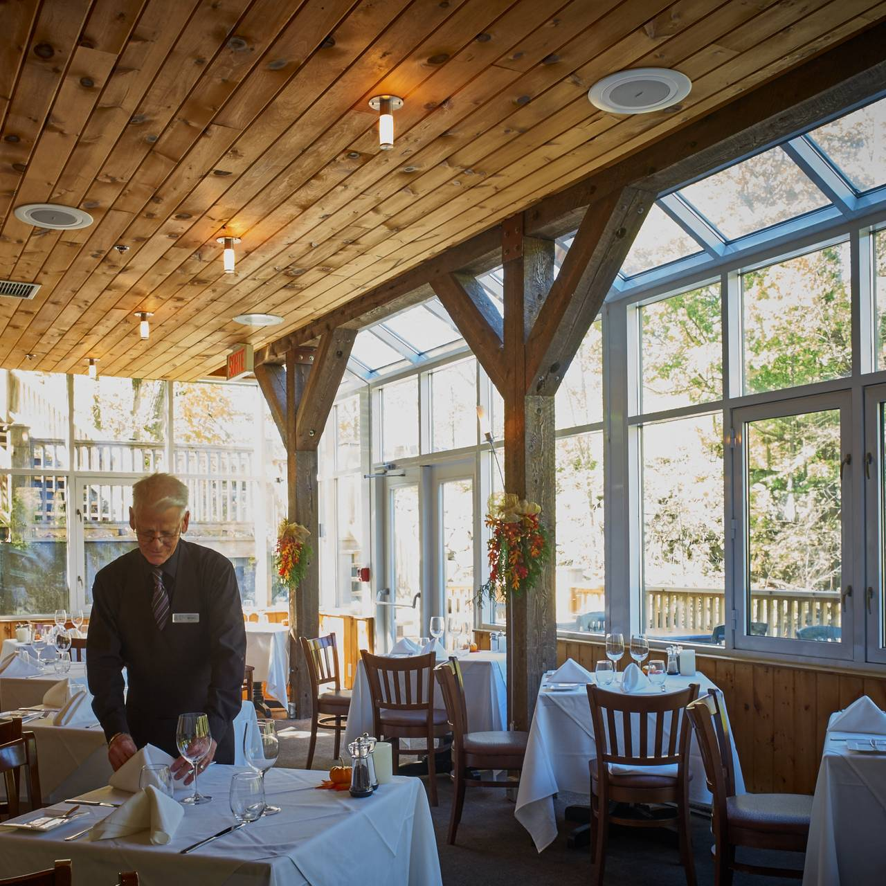Muse At Wakefield Mill Restaurant Wakefield Qc Opentable