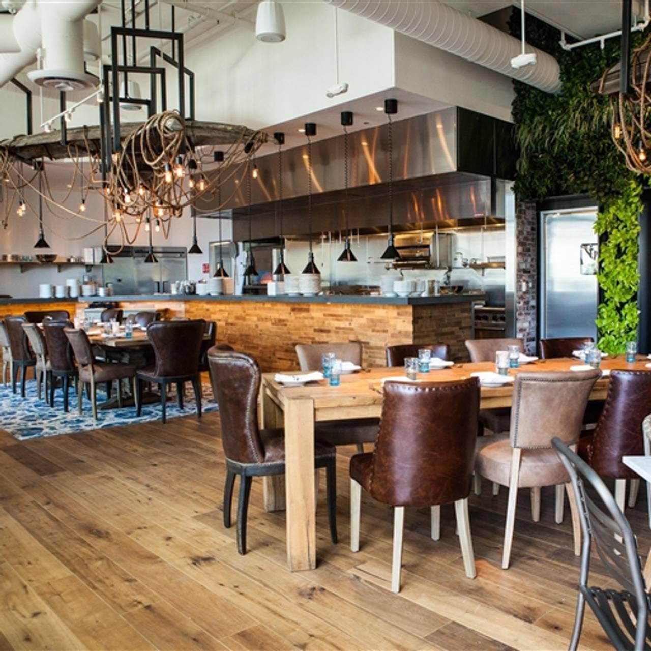 Herringbone Santa Monica Restaurant Santa Monica Ca