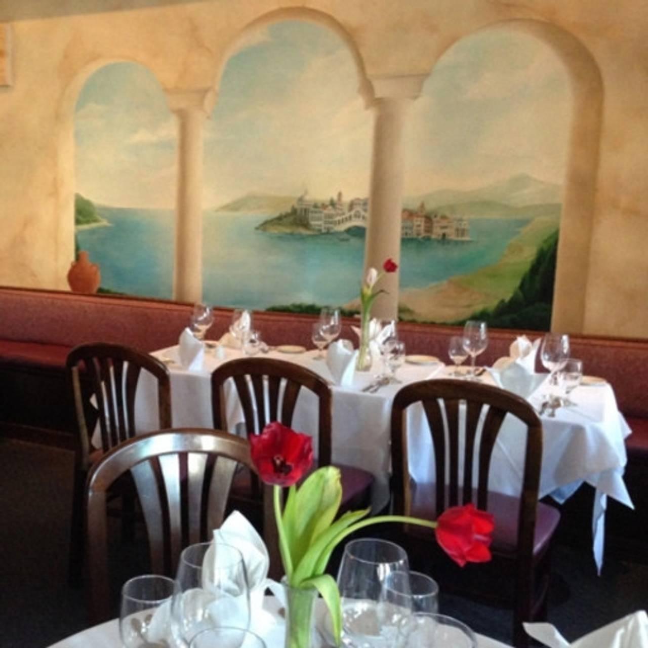 Bellissimo Restaurant Fairfax Va Opentable