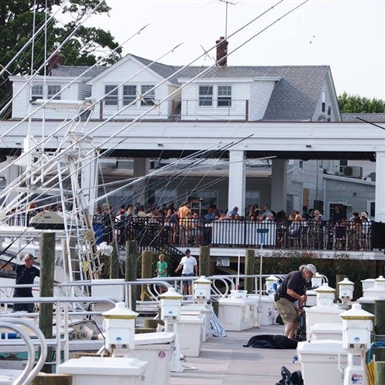 Waypoint 622 Restaurant Patio Bar Brielle Nj Opentable