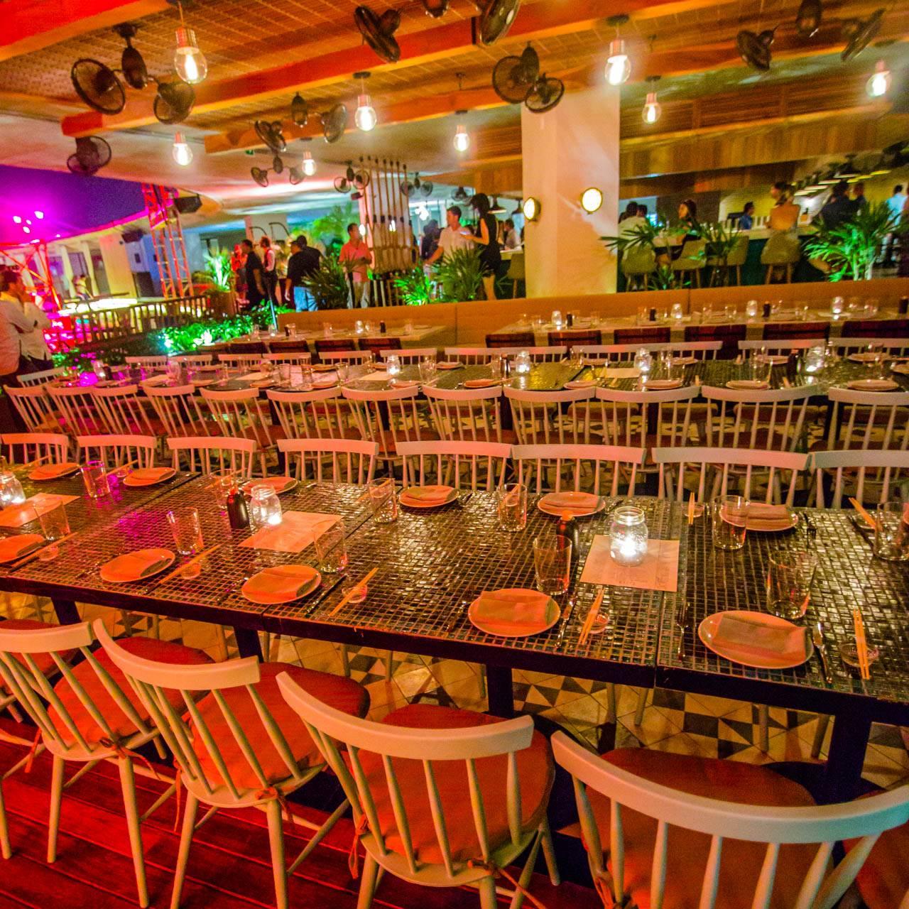 Catch Thompson Playa Del Carmen Restaurant Playa Del