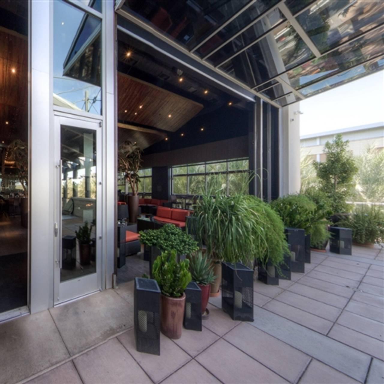 Permanently Closed Tanzy Restaurant Scottsdale Quarter