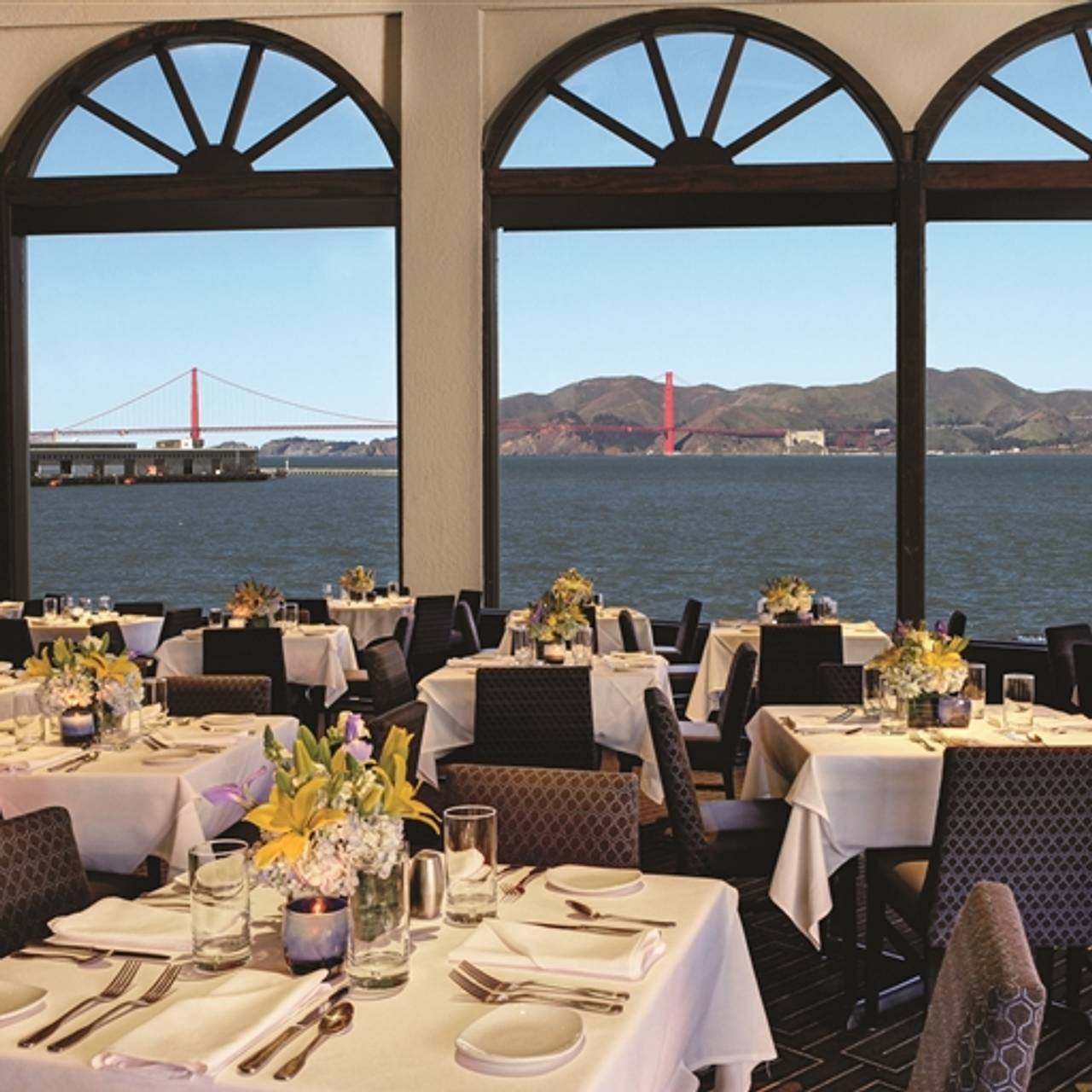 Chart House Restaurant San Francisco Ca