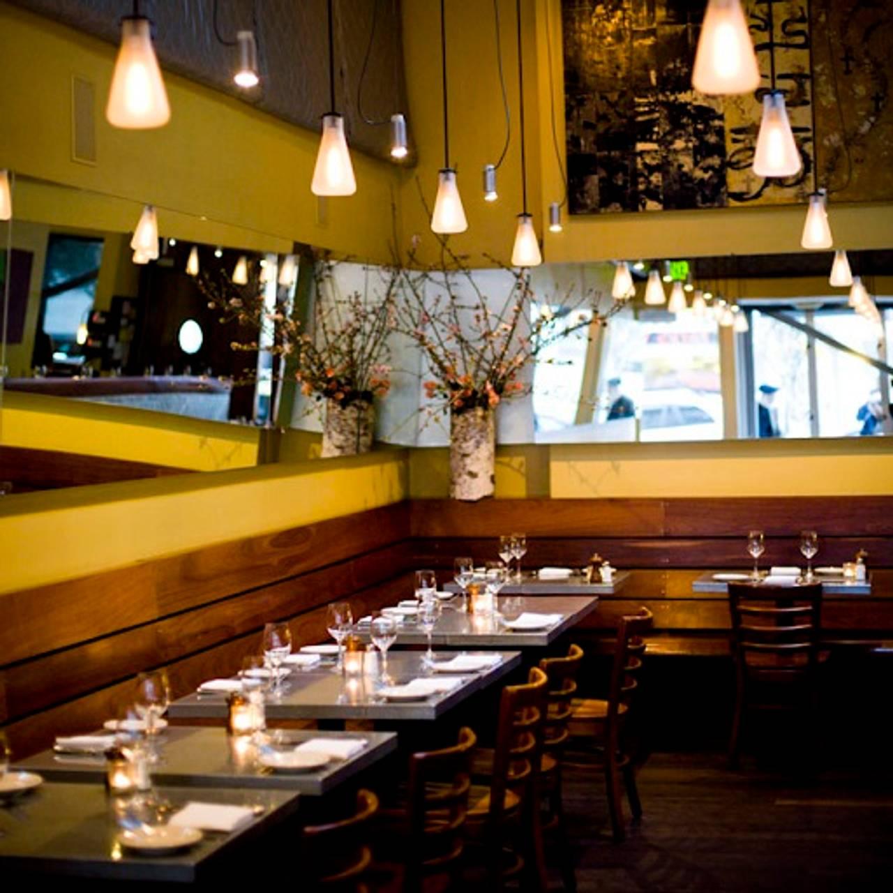 Delfina Restaurant San Francisco Ca Opentable