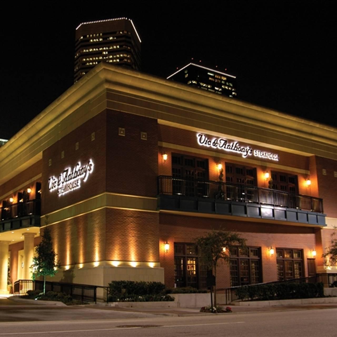 Vic Anthony S Steakhouse Houston