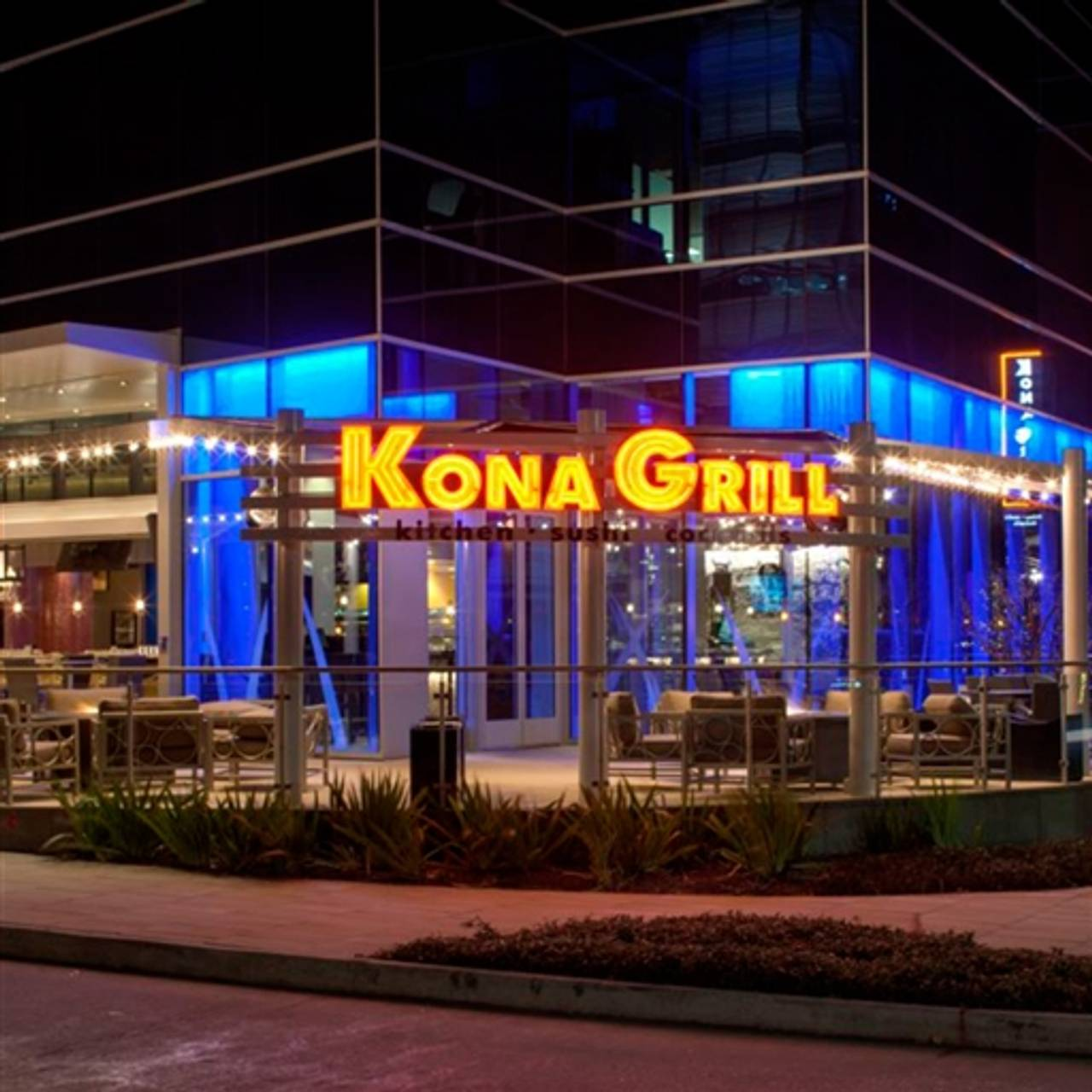 Kona Grill The Woodlands Tx