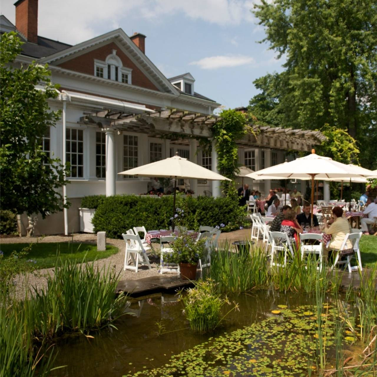 Langdon Hall Country House Hotel & Spa Restaurant - Cambridge, ON ...