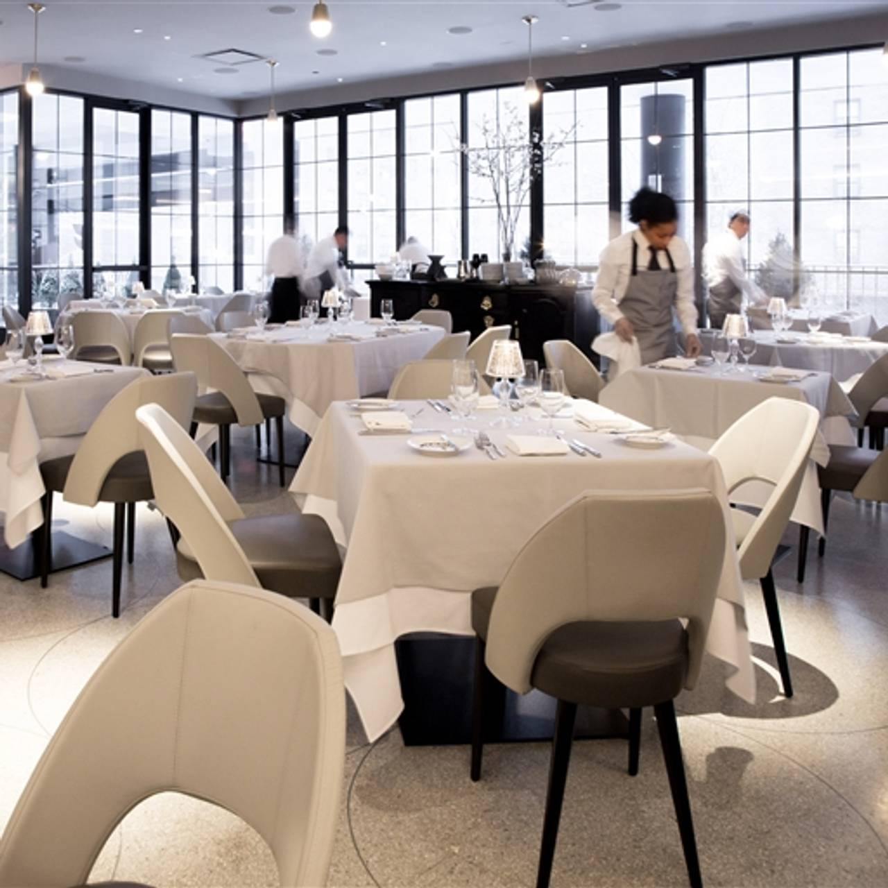 La Sirena The Dining Room Restaurant New York NY OpenTable Awesome The Dining Room