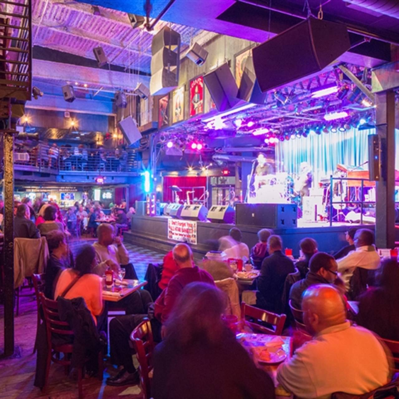 B B King S Blues Club Orlando Restaurant Orlando Fl